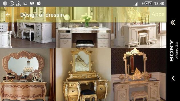 Design a dressing table screenshot 21