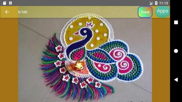 Design rangoli screenshot 5