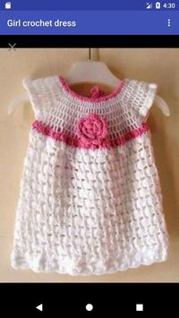 Girl crochet dress screenshot 15