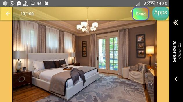 Hotel room design screenshot 25