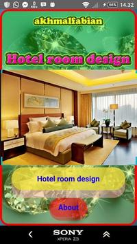 Hotel room design screenshot 7