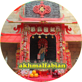 Imlek decoration icon