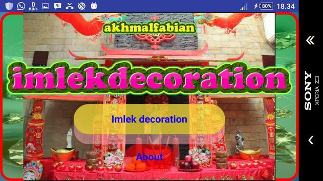 Imlek decoration screenshot 1