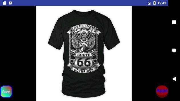 Jersey sports tshirt design screenshot 5