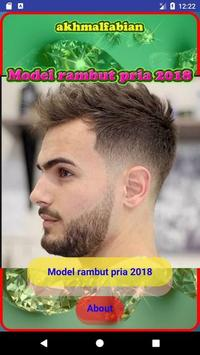 Men hairstyles 2018 poster