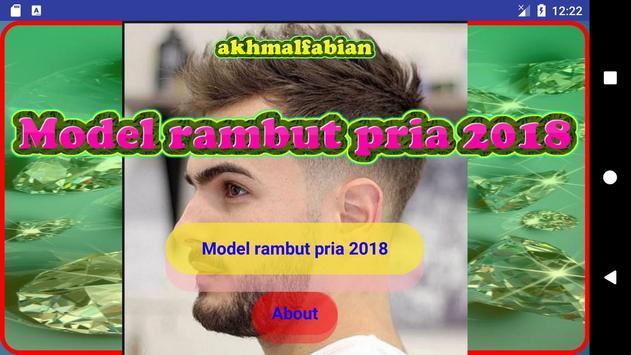 Men hairstyles 2018 screenshot 1