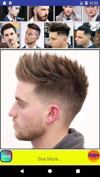 Men hairstyles 2018 screenshot 3