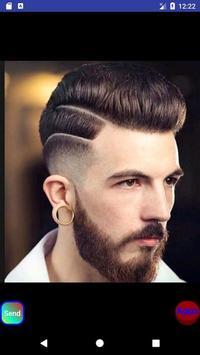 Men hairstyles 2018 screenshot 4