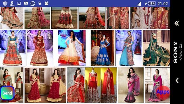 Modern Indian wedding dress screenshot 11