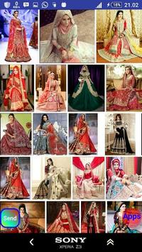 Modern Indian wedding dress screenshot 2
