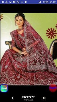 Modern Indian wedding dress screenshot 4