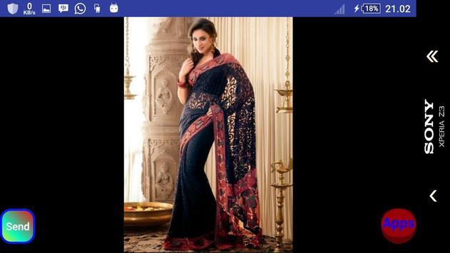 Modern Indian wedding dress screenshot 5