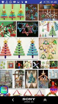 Christmas stick craft screenshot 10
