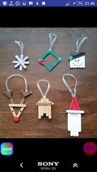 Christmas stick craft screenshot 12