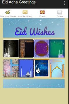 Eid Adha Greeting Cards poster