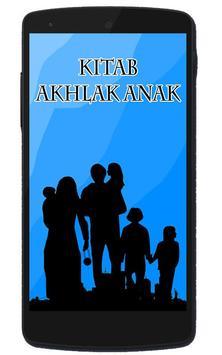 Kitab Akhlak Anak poster