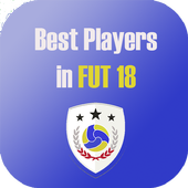 Best Players in FUT 18 icon