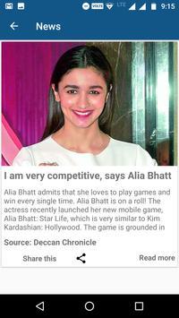 Bollywood Talkies apk screenshot