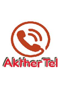 AkhtarTel        (iTel) poster