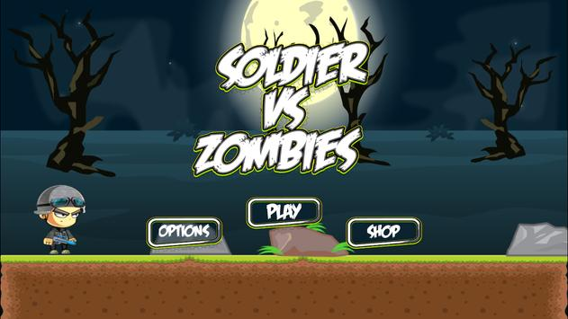 Army Shooting Games:Zombies poster