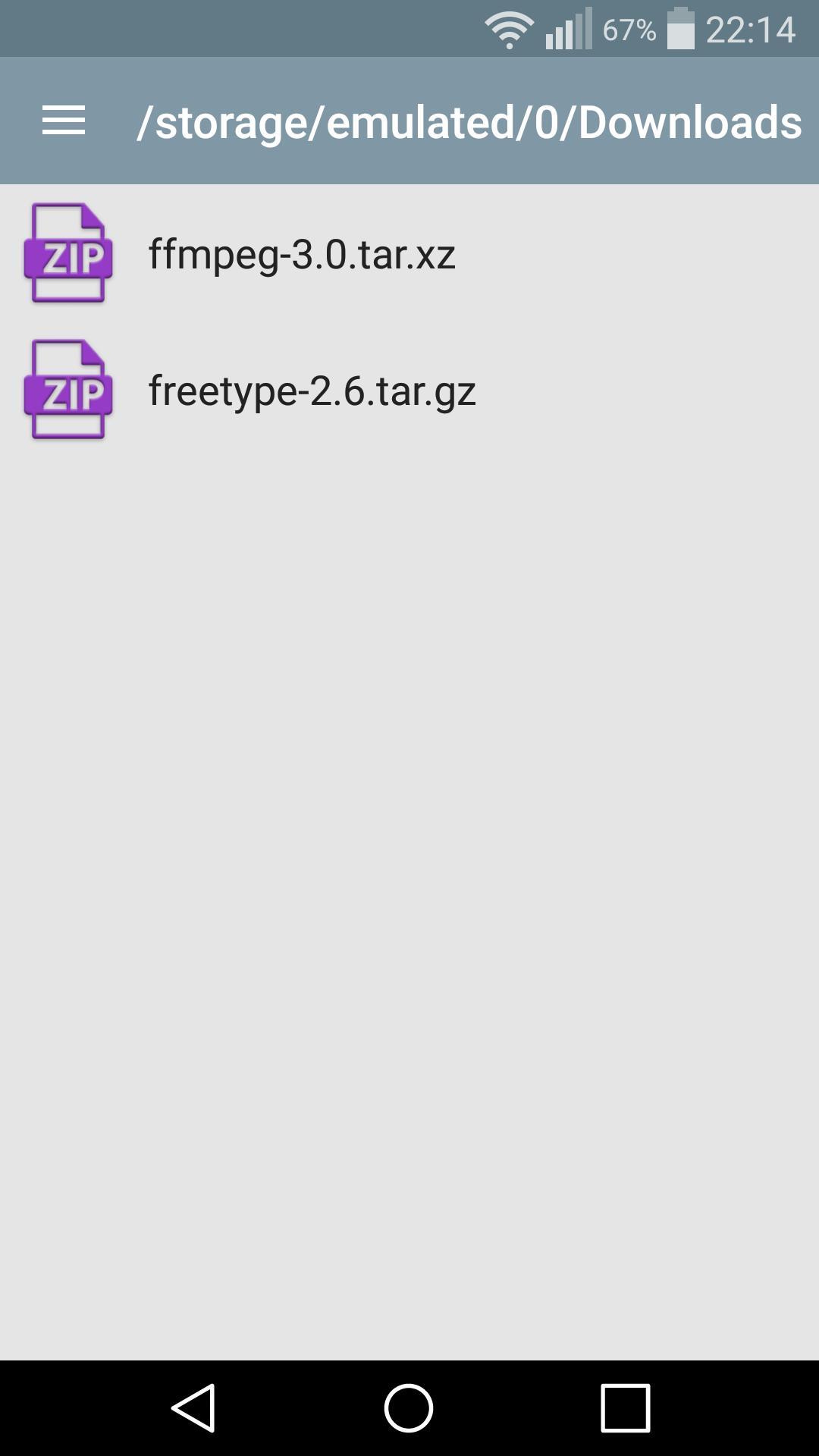 Simple Unzip Unrar And Zip For Android Apk Download