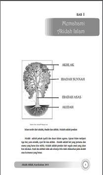 Buku Akidah Akhlak Kelas 10 Kurikulum 2013 screenshot 2
