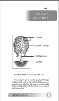 Buku Akidah Akhlak Kelas 10 Kurikulum 2013 screenshot 5
