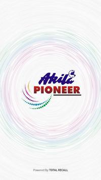 Akila Pioneer poster