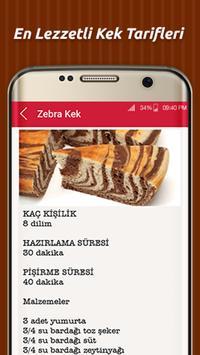 Kek ve Kurabiye Tarifleri apk screenshot