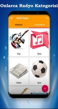 Akıllı Radyo - Radyo Dinle screenshot 1