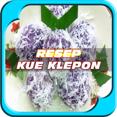 Resep Kue Klepon Terbaru icon