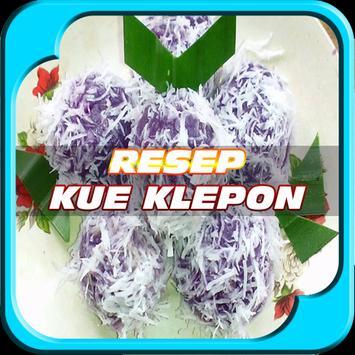Resep Kue Klepon Terbaru poster