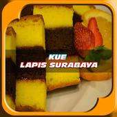 Resep Kue Lapis Surabaya icon