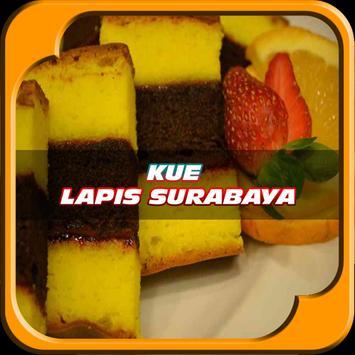 Resep Kue Lapis Surabaya poster