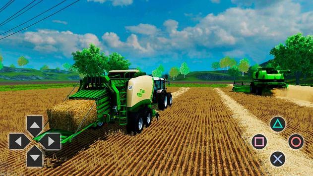Best Farming Simulator 3D poster