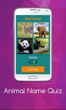 Name The Animal App screenshot 1