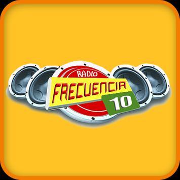 FRECUENCIA 10 poster