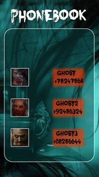Ghost Fake Incoming Call screenshot 1