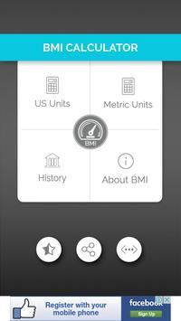 Queteletometer apk screenshot