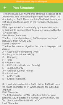 Pan Card Info screenshot 4