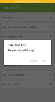Pan Card Info screenshot 7