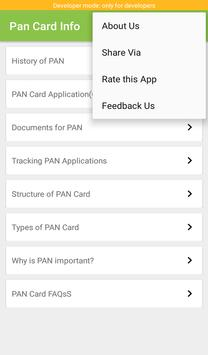 Pan Card Info screenshot 8