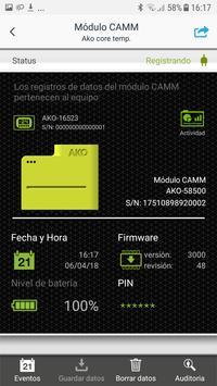AKO CAMM Tool para Instaladores screenshot 1