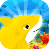 Baby Shark Run Adventure Game icon