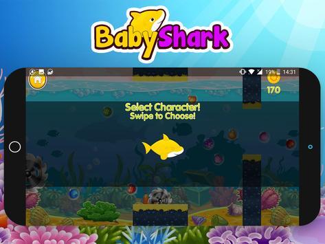 Baby Shark Run Adventure Game screenshot 12