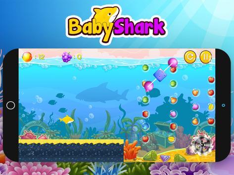 Baby Shark Run Adventure Game screenshot 22
