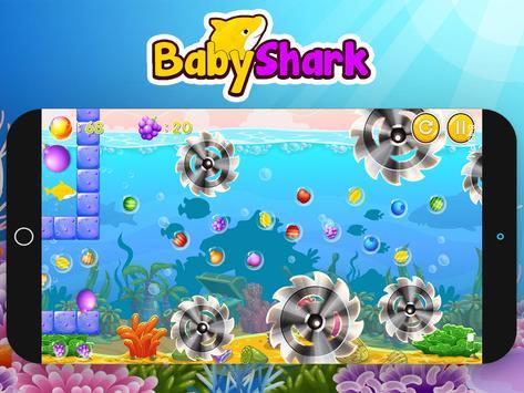 Baby Shark Run Adventure Game screenshot 2