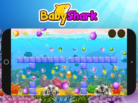 Baby Shark Run Adventure Game screenshot 3