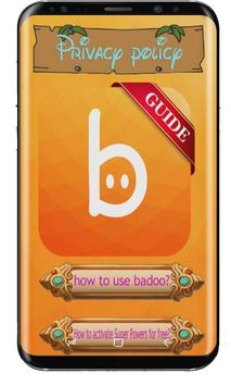 Guide for Badoo screenshot 1