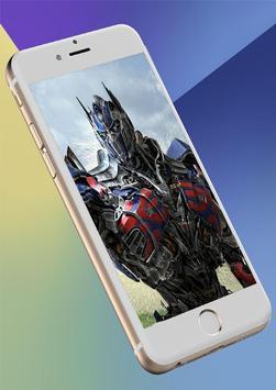 New Optimus Prime: HD Wallpaper 2018 poster